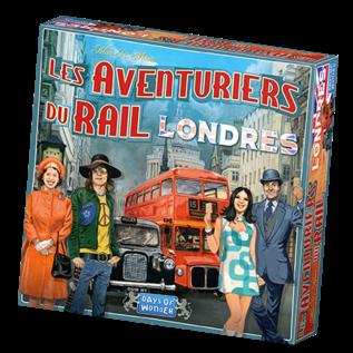 Days of wonder Les Aventuriers du Rail - Londres