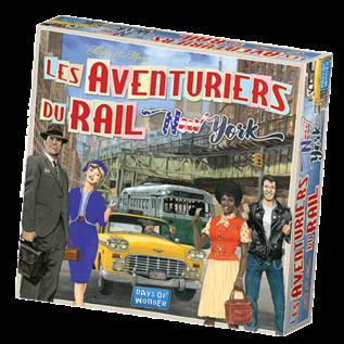 Days of wonder Aventuriers du rail - New York