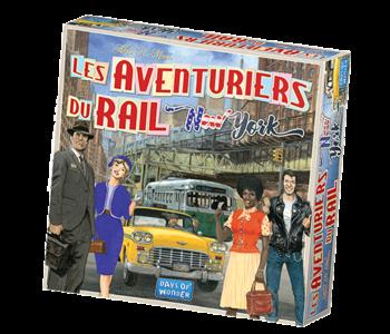 Aventuriers du rail - New York