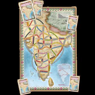 Days of wonder Ticket to ride - India/Switzerland