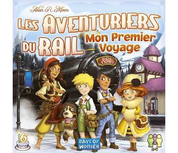Aventuriers du rail - Mon premier voyage Europe