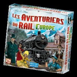 Days of wonder Ticket to ride - Europe (FR)