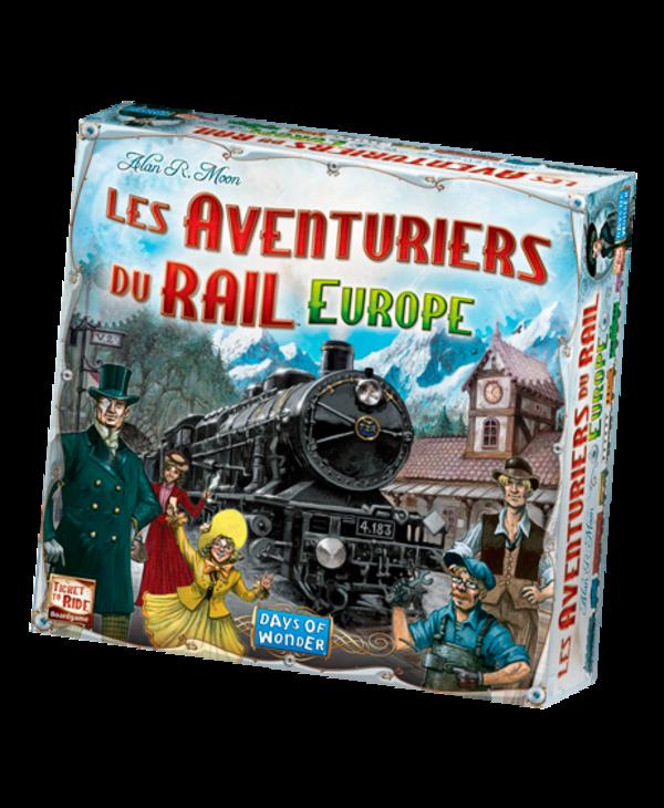 Aventuriers du rail - Europe