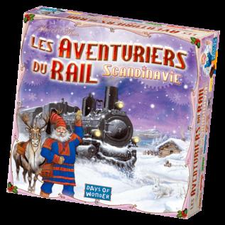 Days of wonder Aventuriers du rail - Scandinavie