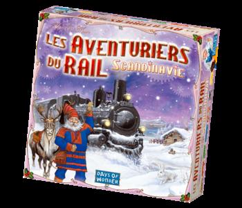 Aventuriers du rail - Scandinavie