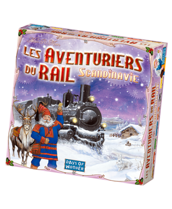 Ticket to ride - Nordic (FR)