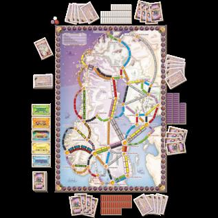 Days of wonder Ticket to ride - Nordic (FR)