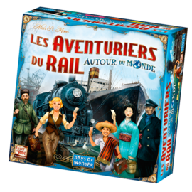 Days of wonder Ticket to ride - Rails & Sails /Great Lakes (FR)