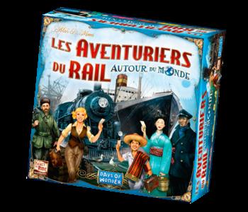 Aventuriers du rail - Autour du monde / Grands Lacs