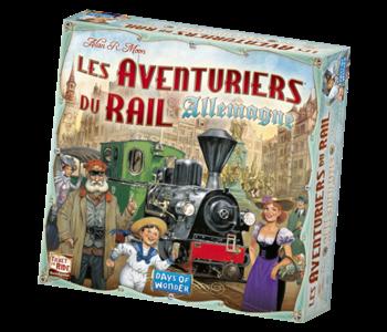 Aventuriers du rail - Allemagne
