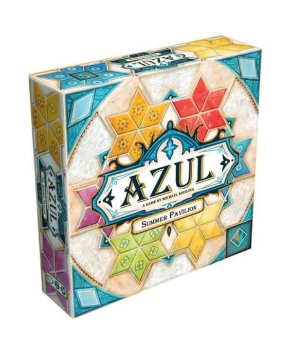 Azul - Summer Pavilion (Multiling.)