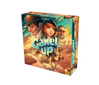 Camel up 2.0 (Multiling.)