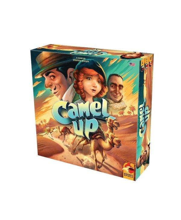 Camel up (Multiling.)
