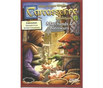 Carcassonne - Marchands & Batisseurs