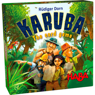 Haba Karuba - Card game