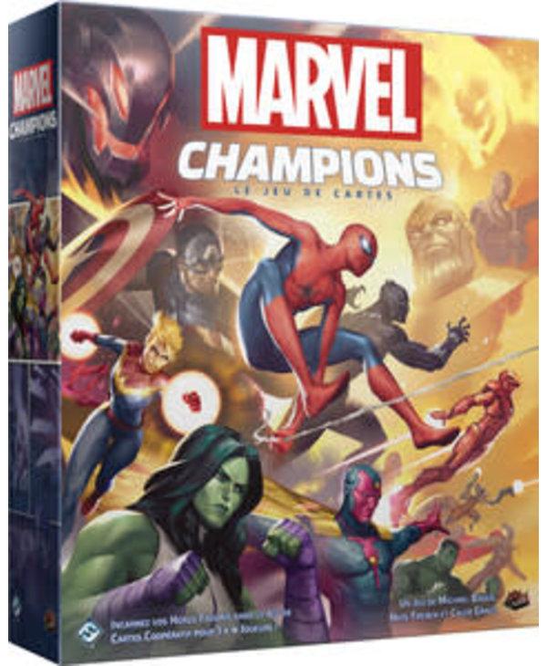 Marvel champions - Le jeu de cartes