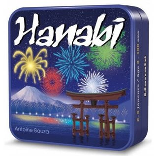 Cocktail games Hanabi