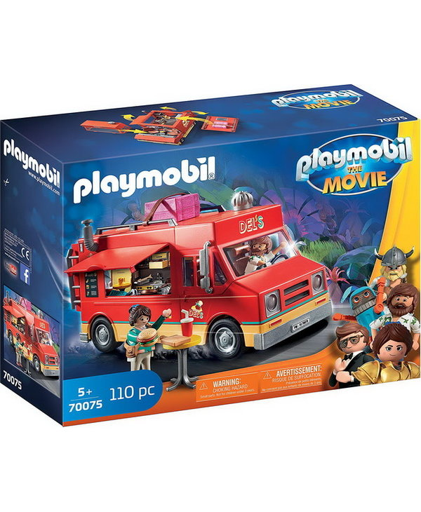 PLAYMOBIL: THE MOVIE Food Truck