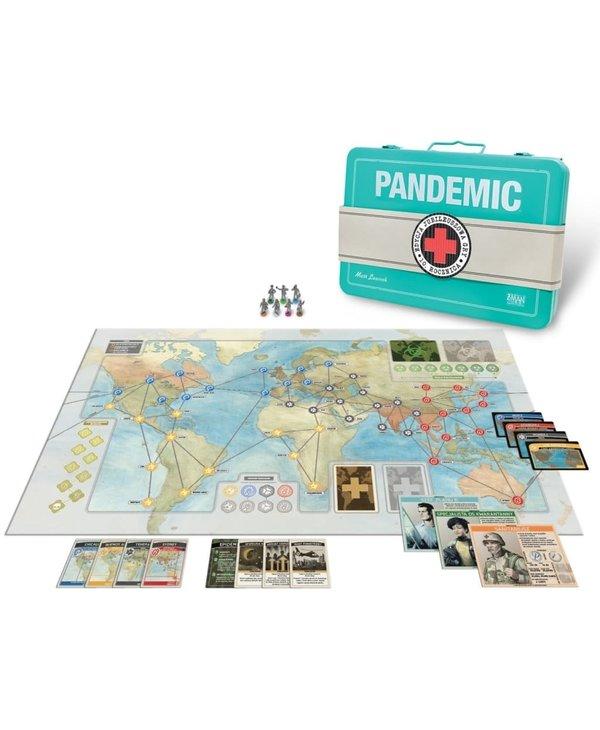 Pandemic: 10e anniversaire