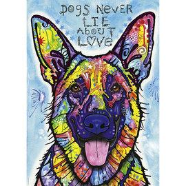 Heye PZ1000 Dogs never lie, Jolly Pets