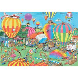 Jumbo PZ2000 Balloon Festival, JVH
