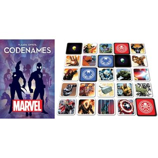Codenames Marvel (Anglais)
