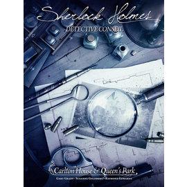 Sherlock Holmes Détective conseil - Carlton House & queen's Park