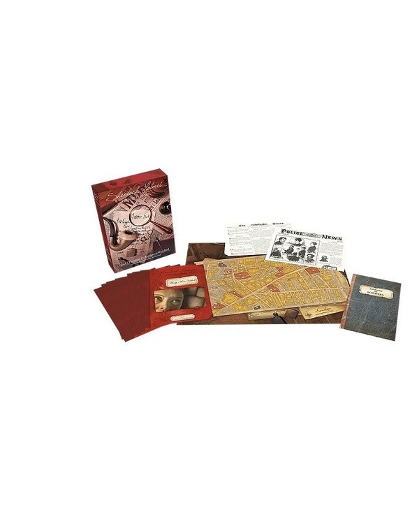 Sherlock Holmes - Jack l'eventreur et aventures a West end