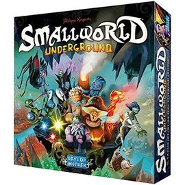 Days of wonder Smallworld - Underground (FR)