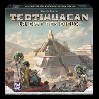 Teotihuacan - La cité des dieux (FR)