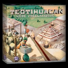Teotihuacan - Ext. L'age préclassique (FR)