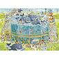 Heye PZ1000 Ocean Habitat, Funky Zoo