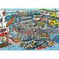 Jumbo PZ500 Sea port, JVH