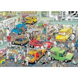 Jumbo PZ500 Car Respraying Shop, JVH