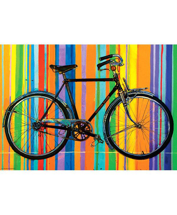 PZ1000 Freedom Deluxe, Bike Art