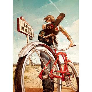 Heye PZ1000 Music ride, Bike Art