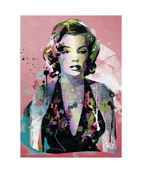 PZ1000 Marilyn, People by Cheuk