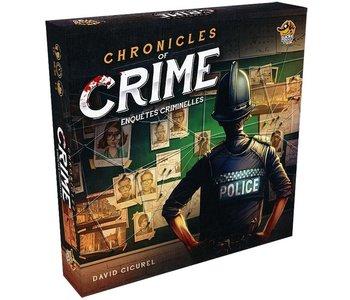 Chronicles of crime (FR)