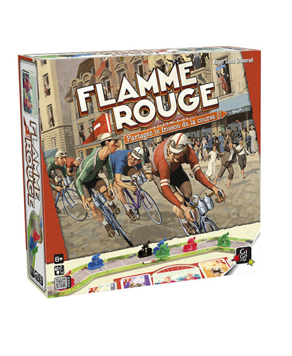 Flamme rouge (FR)