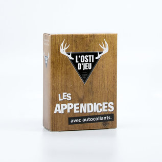 L'Osti d'jeu - Ext. Appendices