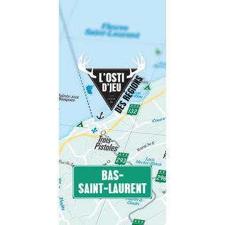 Osti d'jeu - Bas-St-Laurent
