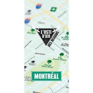 Osti d'jeu - Montreal