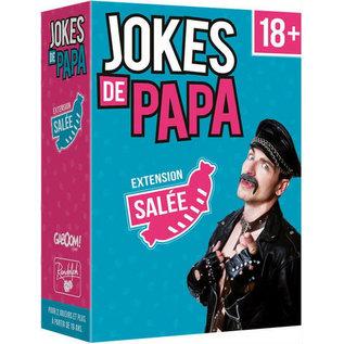 Jokes de papa - Salée