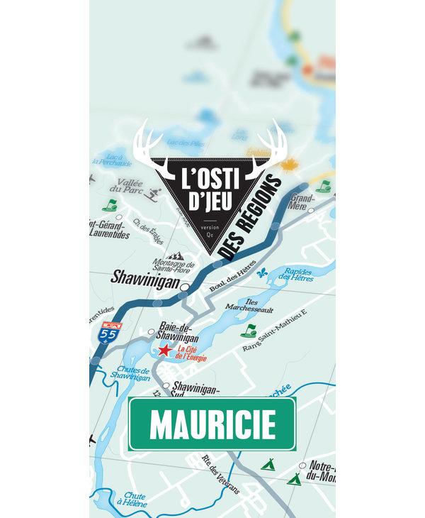 Osti d'jeu - Mauricie