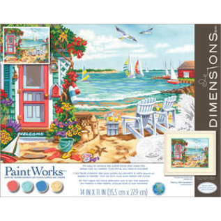 Paintworks Summertime