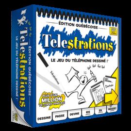 Telestrations - Edition Qc (FR)