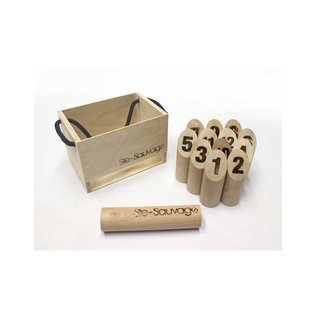 Ste-Sauvage Finnish Throwing Game (Wooden Box)