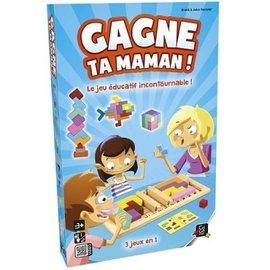 Gigamic Katamino - Gagne ta maman (FR)