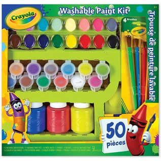 Crayola Ens. Peintures lavable