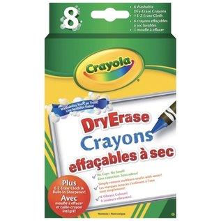 Crayola Crayons cire effacables à sec